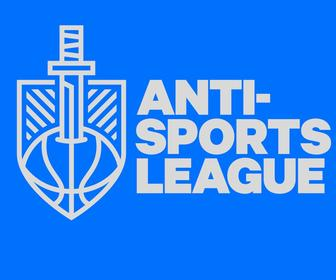 Show off your lack of athletic zeal with the Anti-Sports League