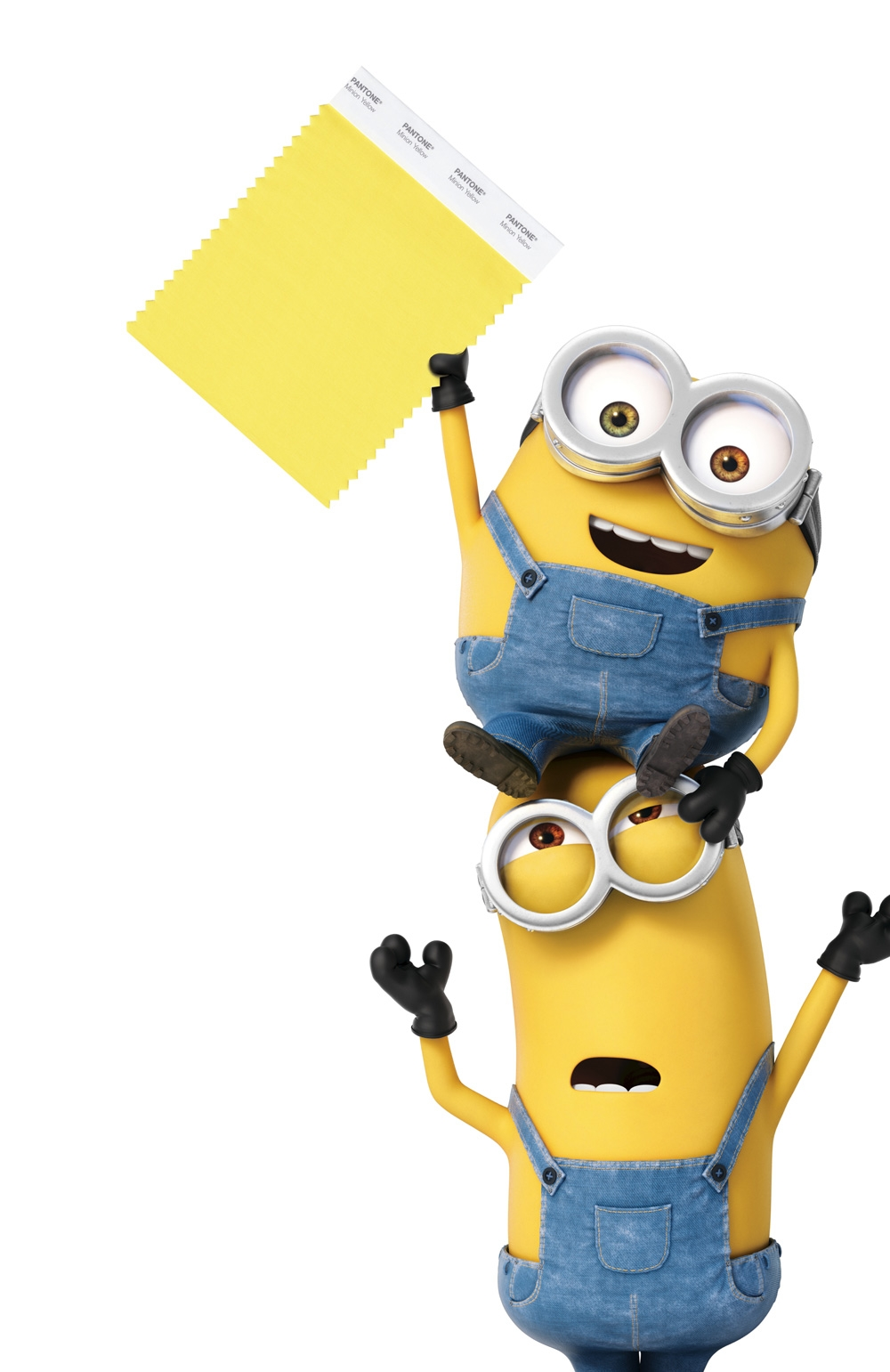 Pantone Minion Yellow Pantone S Latest Colour Is Rather