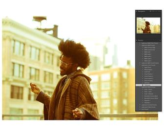Lightroom 6 update brings facial recognition, filter brush, merge tools and speed boost