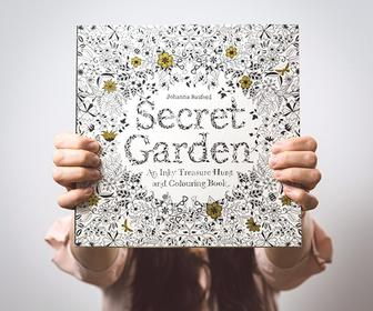 How illustrator Johanna Basford sold over 1.7 million copies of her colouring books for adults