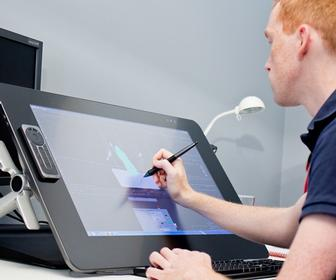 Wacom Cintiq 27QHD: How Jellyfish's Jason Hayes creates amazing work for ads, film and TV