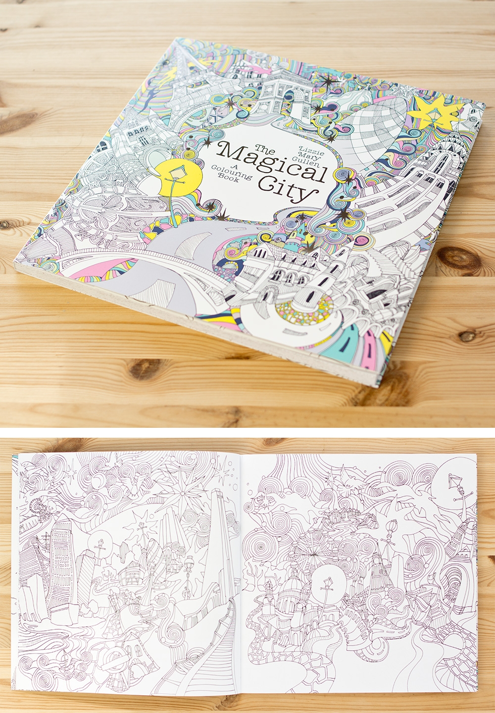 17 Best Colouring In Books For Adults