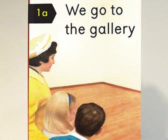 Disturbingly funny spoof Ladybird book We Go To The Gallery gives Mummy's take on modern art