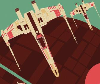 East End Prints summer show ranges from Tower Bridge to the Death Star