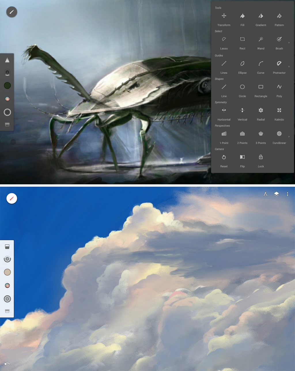 The 5 Best Android Apps For Artists