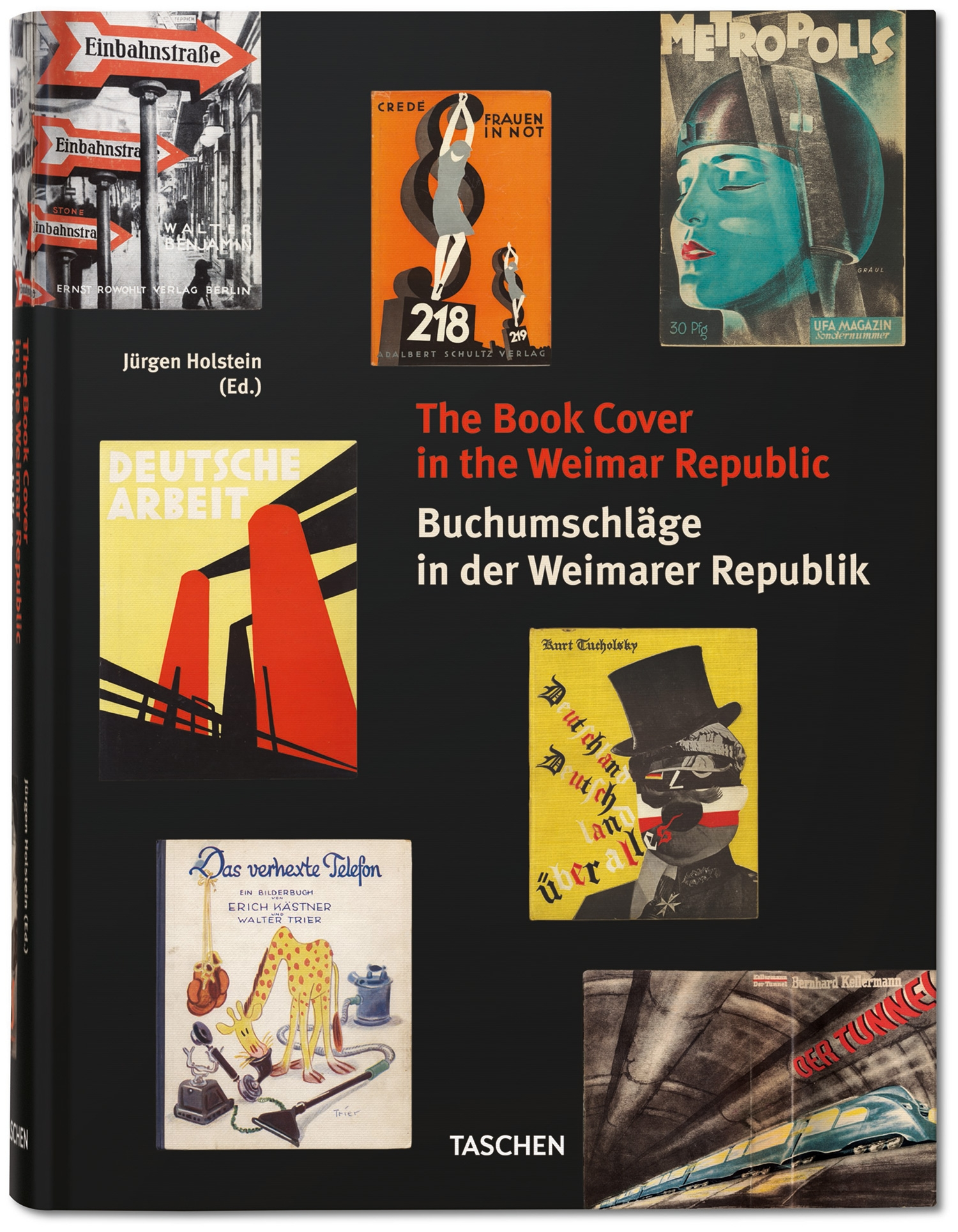 Groundbreaking Book Cover Designs From 1920s 30s Germany Digital