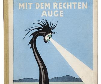 Groundbreaking book cover designs from 1920s & 30s Germany