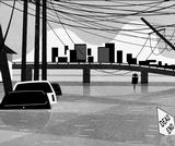 Watch this animated minutes silence to commemorate Hurricane Katrina