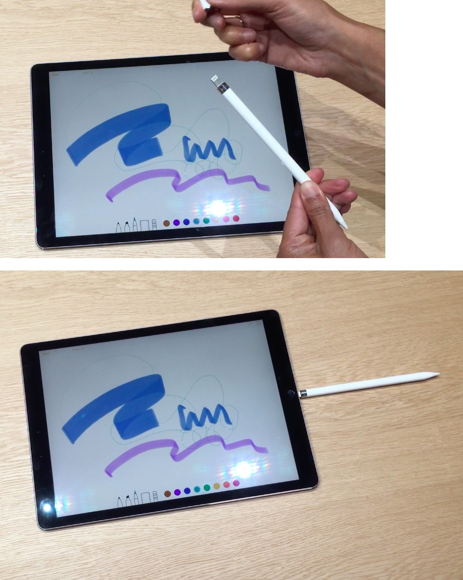 We Get Hands On With The IPad Pro Apple Pencil And Smart