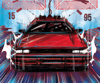 These brilliant posters celebrate today's Back To The Future Day