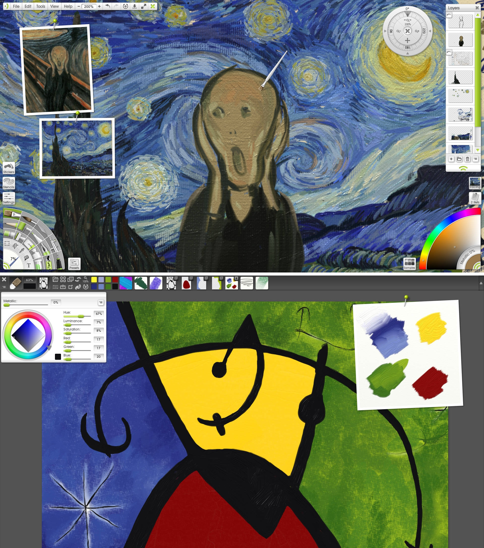 7 Of Best Painting Applications For Mac And Pc Digital Arts