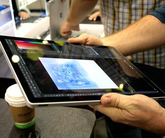 Hands-on with Microsoft's super-exciting Surface Pro 4 and Surface Book tablet/laptop hybrids