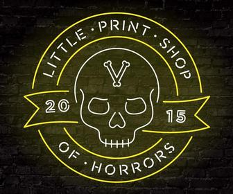 Little Print Shop of Horrors creaks open again in time for Halloween