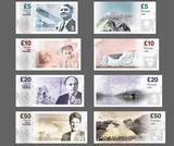 These reimagined British banknote designs aim to bring together our nations