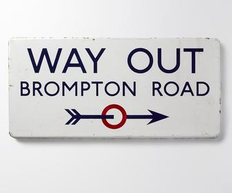 London Underground's iconic Johnston Sans typeface is 100 years old