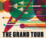 NASA's retro space travel posters are out of this world