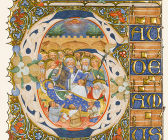 Explore the art (and science) of centuries-old illustrated manuscripts
