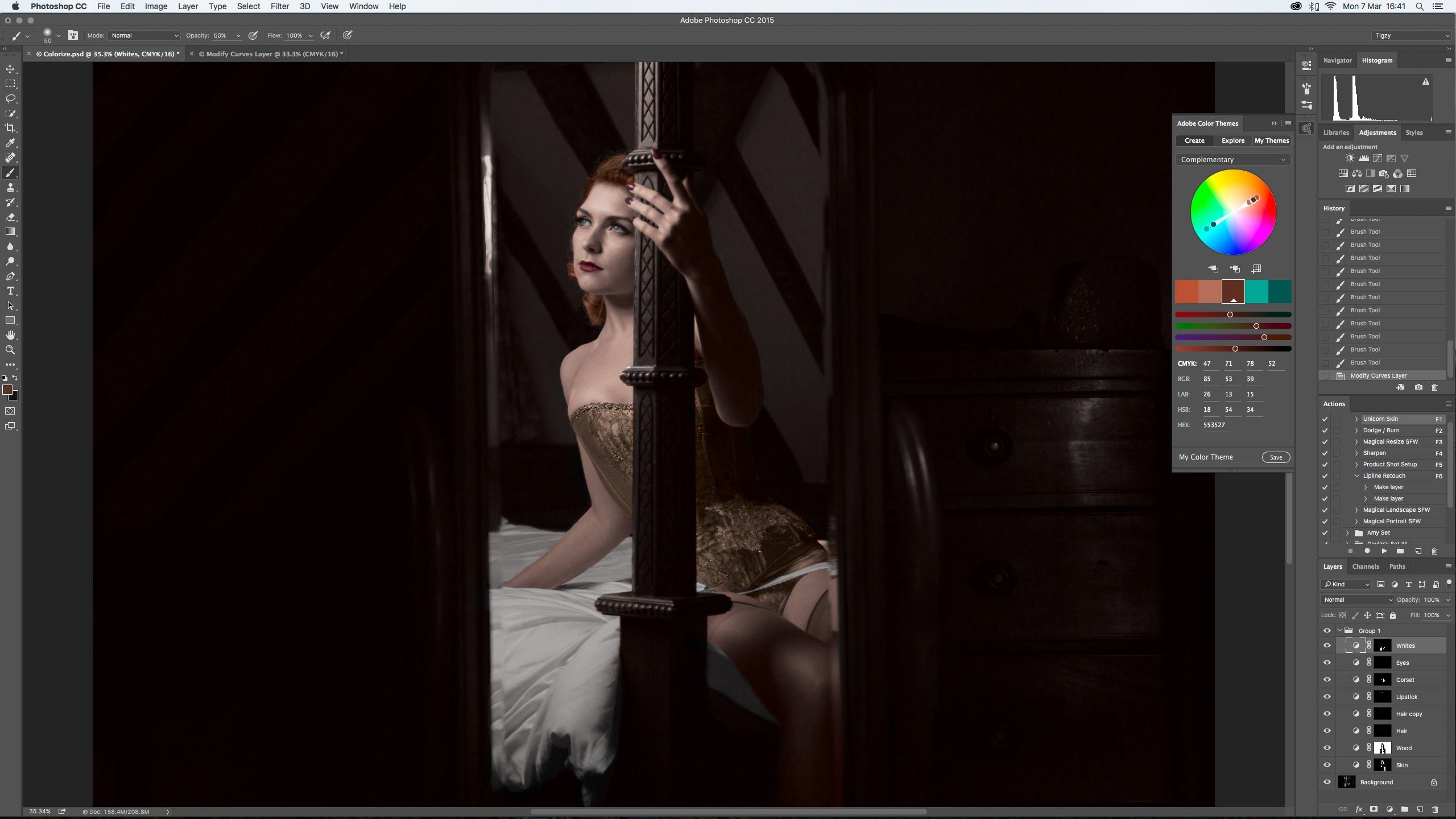 Blending Modes In Adobe Photoshop