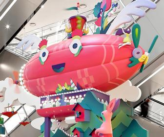 Janine Rewell's cute, energetic illustrations makes us so happy it's Spring