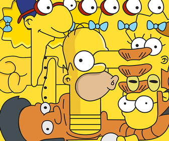 This psychedelic, fun video reminds us why we love The Simpsons