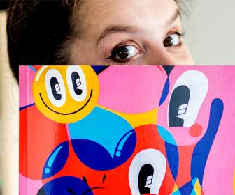 Interview: Hattie Stewart reveals her playful approach to creating super fun, bright art