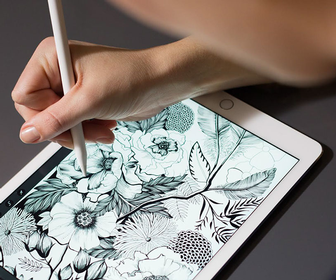 9 great artworks drawn using the Apple Pencil