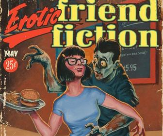 8 amazing pulp and retro takes on cult films and TV shows from Stephen Andrade
