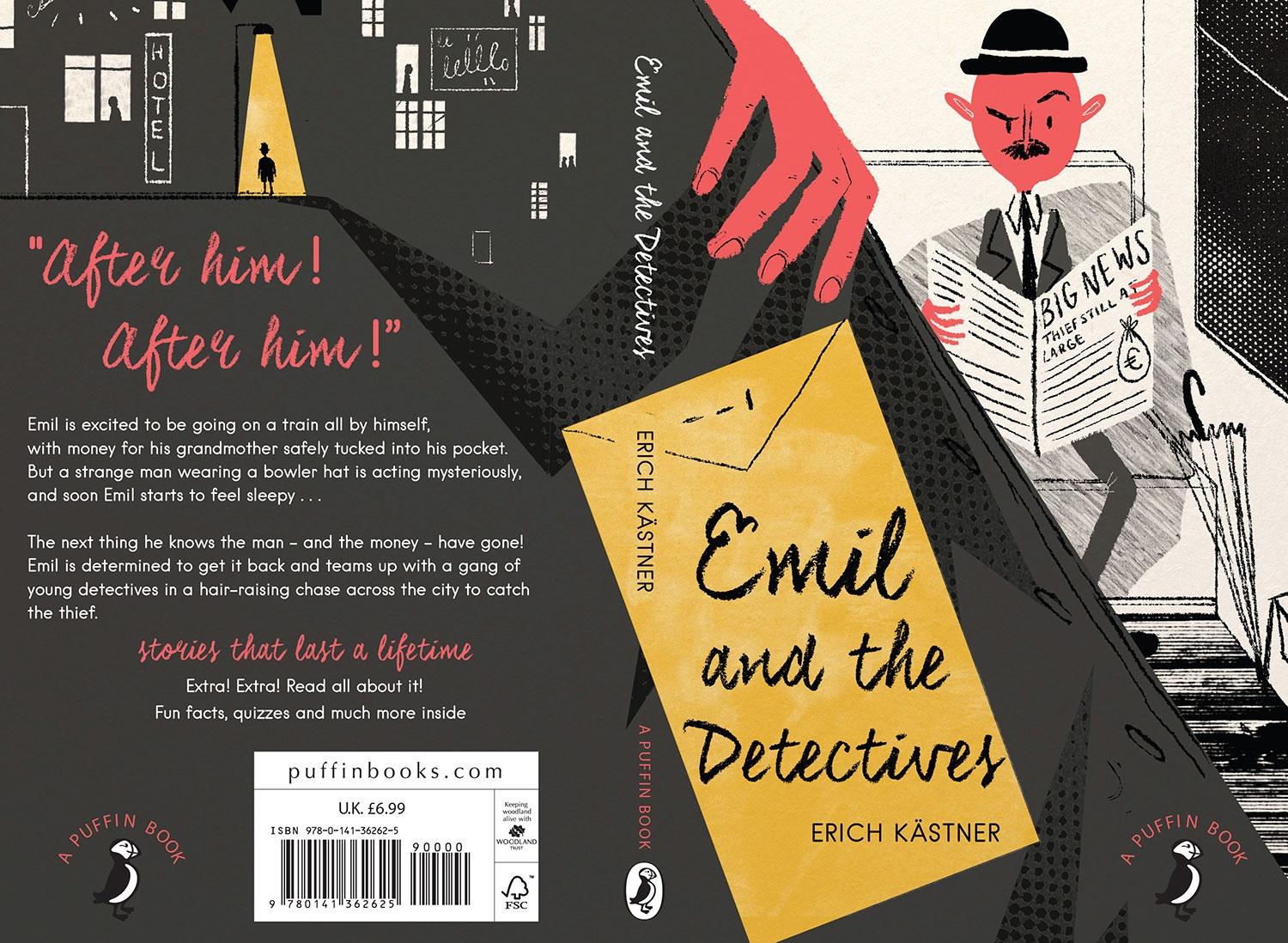 Penguin Book Cover Awards : See the gorgeous penguin student design award winners
