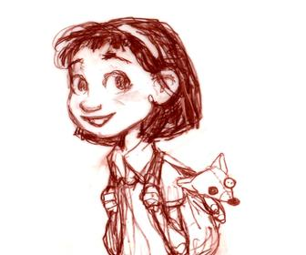 See the Wonderful Original Sketches for the New Animated Film The Little Prince