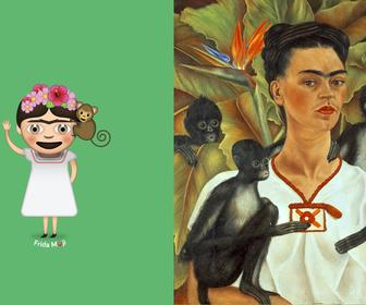 These Frida Kahlo emoji are simply delightful