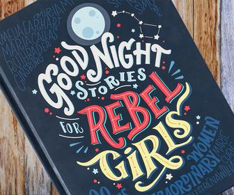 Good Night Stories for Rebel Girls' illustrators on creating portraits of female role models