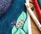 10 tips for drawing with coloured pencils
