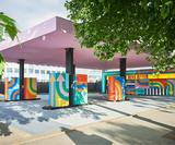 Design duo Craig & Karl transform a forgotten petrol station into a beautiful space