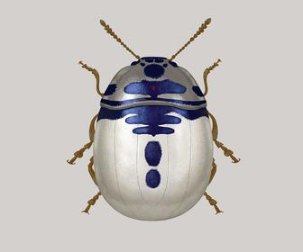 Illustrator Richard Wilkinson on turning pop culture icons into insects